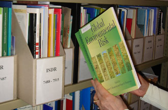 The UNISDR Library