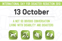 Image result for Images for World Calamity Control day 2018 October 13th