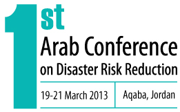 1st Arab Conference on Disaster Risk Reduction