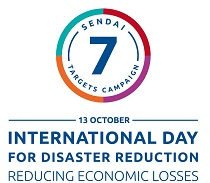 The 2018 edition of the International Day for Disaster Reduction will focus on Target C of the Sendai Framework
