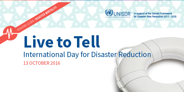 Картинки по запросу 13 october international day for disaster reduction