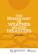 The human cost of weather-related disasters 1995-2015