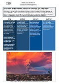 United Nations city disaster resilience scorecards: USA, Chile, Angola