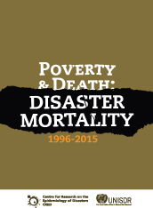 Poverty & Death: Disaster mortality 1996-2015