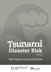 Tsunami disaster risk: Past impact and projections