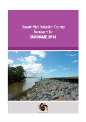 Disaster Risk Reduction Country Document for Suriname