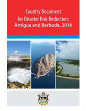 Country document for disaster risk reduction: Antigua and Barbuda, 2016