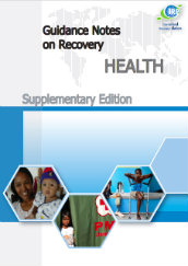 Guidance notes on recovery: health - Supplementary edition