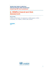 Wildfire hazard and risk assessment