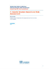 Coastal erosion hazard and risk assessment