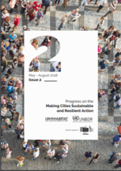 Progress on the Making Cities Sustainable and Resilient Action: Issue 2