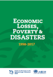 Economic losses, poverty & disasters: 1998-2017