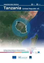Disaster risk profile - Tanzania
