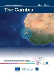 Disaster risk profile - The Gambia