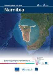 Disaster risk profile - Namibia