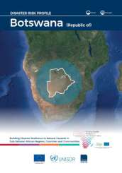 Disaster risk profile - Botswana