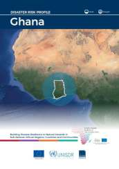 Disaster risk profile - Ghana