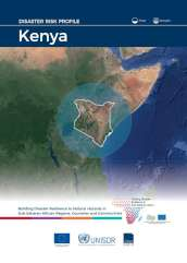 Disaster risk profile - Kenya