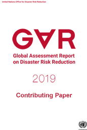 Governance of systemic risks for disaster prevention and mitigation