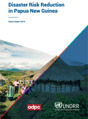 Disaster risk reduction in Papua New Guinea